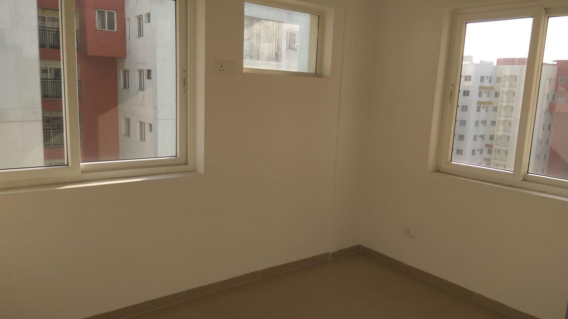 3bhk Interior : Actual Image
