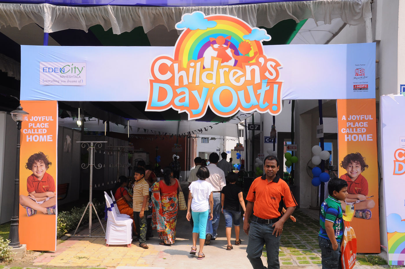 Children Day Out Celebration