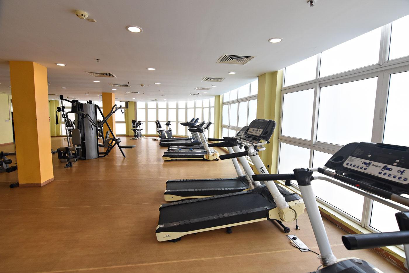 Gym : Actual Image