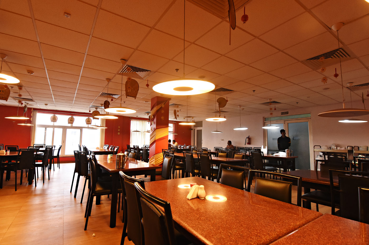 Multi cuisine Restaurant : Actual Image