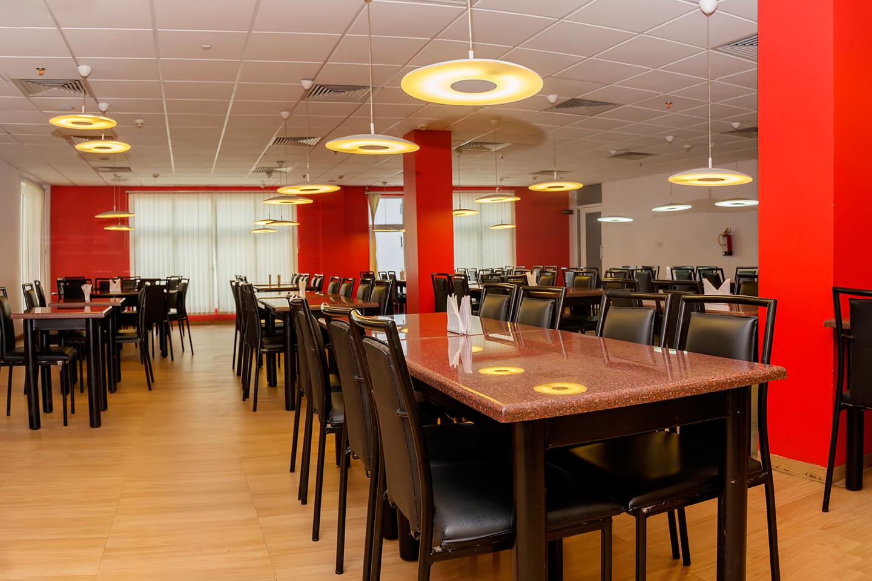 Restaurant : Actual Image